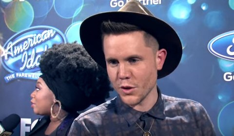 American Idol 2016 finalist Trent Harmon asks for your votes!