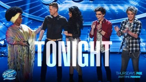 American Idol 2016 Top 4 performances tonight on FOX