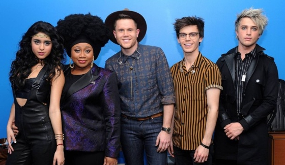 Top 5 Finalists on American Idol 2016