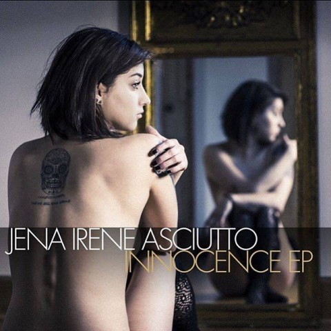 Jena Irene Ascuitto's new EP cover