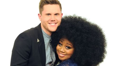 Trent Harmon and La'Porsha Renae are Idol's Top 2