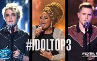 American Idol 2016's Top 3 contestants