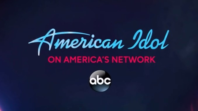 American Idol 2018 on ABC