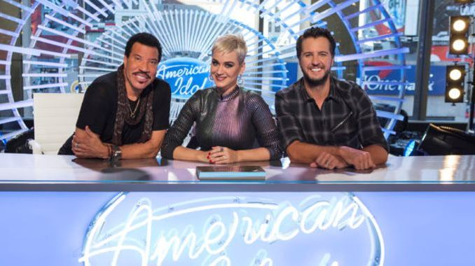 American Idol 2018 Judges panel