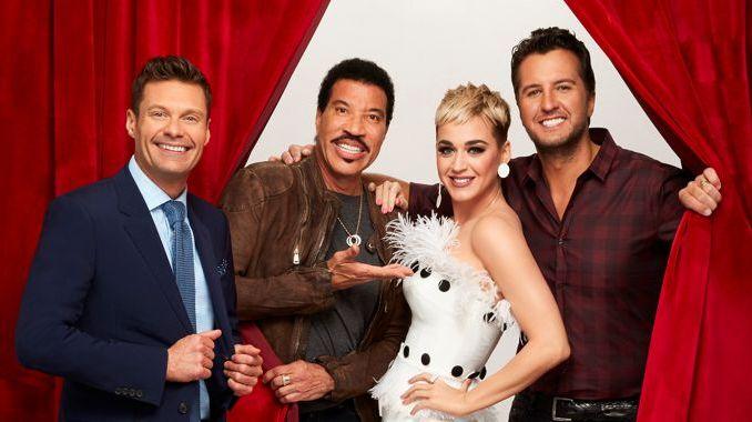 American Idol 2018 judges on ABC