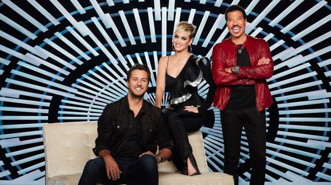 American Idol Judges on Season 16