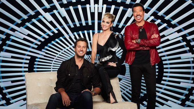 American Idol Judges on Season 16