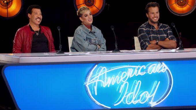 American Idol Judges in Hollywood