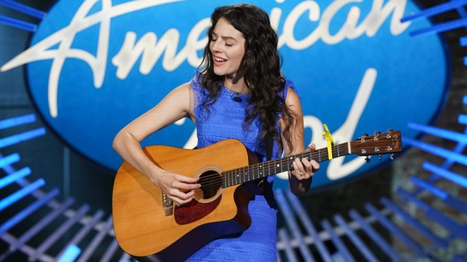 American Idol 2019 auditions on ABC