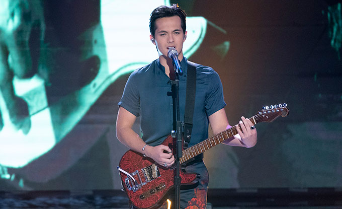 'American Idol': Did Louisiana's Laine Hardy make it to the finals?