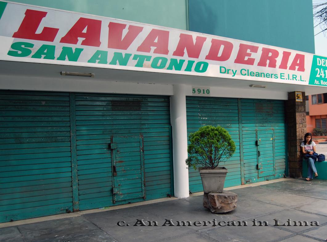Photo Of The Day Lavanderia San Antonio Lima Peru An