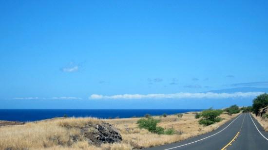 We could see Maui, © 2014 Susan Barsy