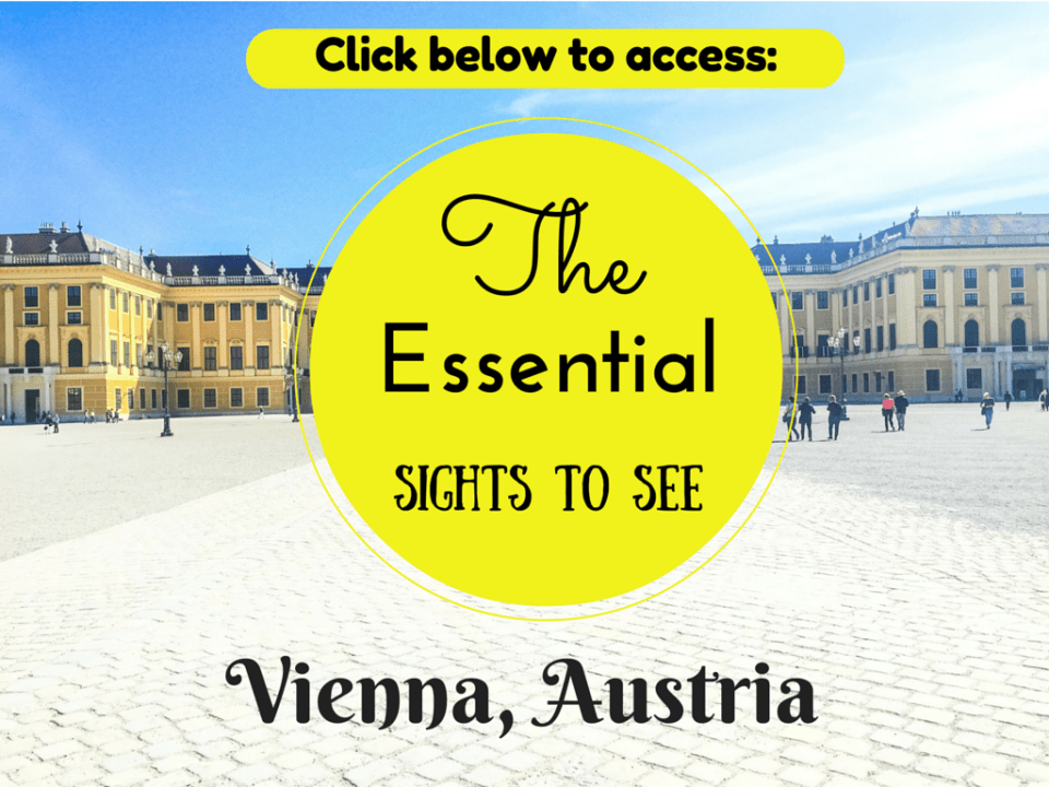 The Essential Sights to See (3)