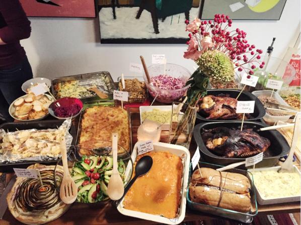 thanksgiving in vienna austria