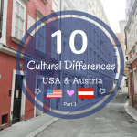 10 Cultural Differences – USA & Europe Part I