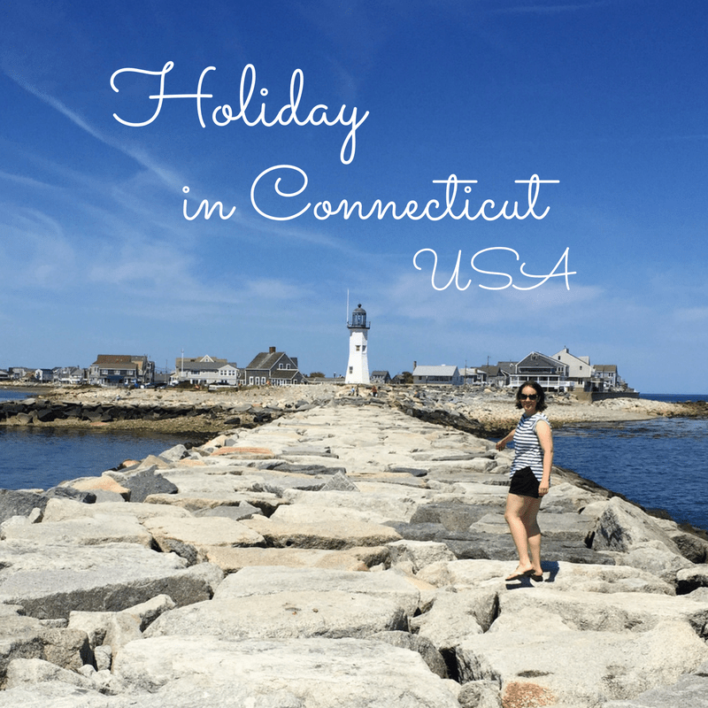 holiday in connecticut