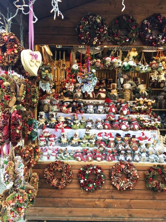 Christmas Market Vienna Austria