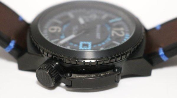 Ballast BL-3133 watch closeup