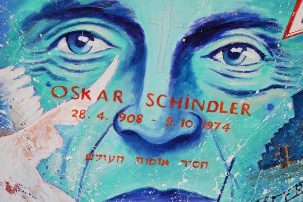 Roostaei Schindler Original Painting dates