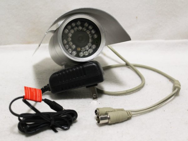 Waterproof Video Security Camera main view