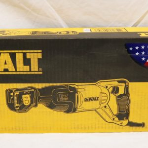 DeWalt DWE305 Reciprocating Saw front