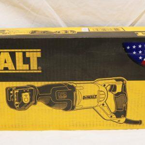 DeWalt DWE305 Reciprocating Saw front