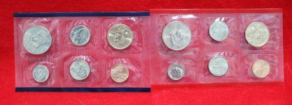 2004 Uncirculated Coin Set main