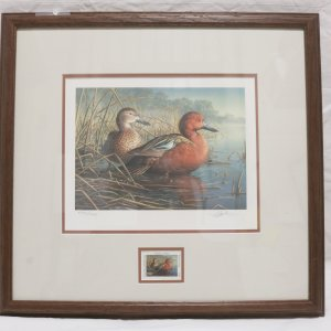 Jim Hautman Duck Print main