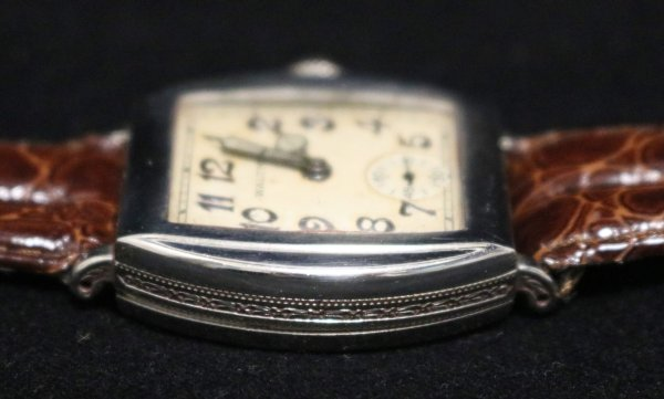 1931 Waltham Wrist Watch side1