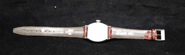 1931 Waltham Wrist Watch back