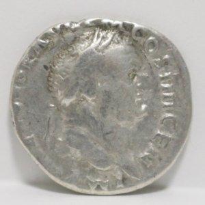 Denarius Silver Roman Coin main