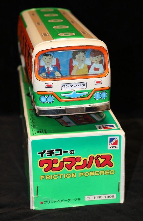 Ichiko Tin Litho Bus front