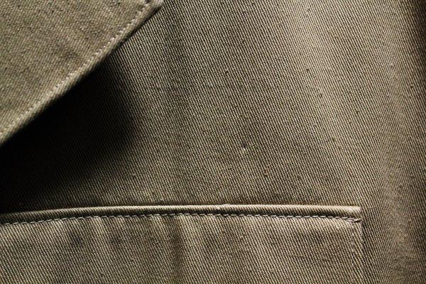 John Wayne Movie Costume badge holes