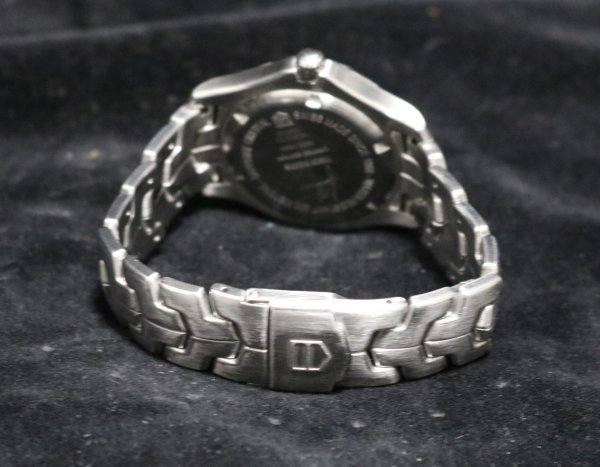 Tag Heuer Tiger Woods band