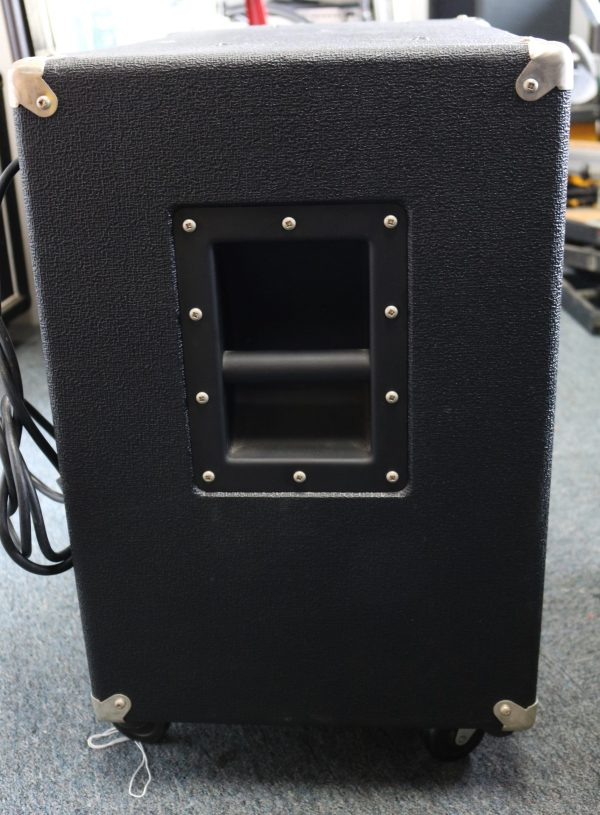 Traynor DynaBass Bass Amp side 1