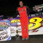 Oakshade Raceway Results 8/29/14