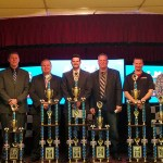 Jon Henry Crowned 2017 Sunoco American Late Model Series Champion At Eldora Speedway Awards Banquet