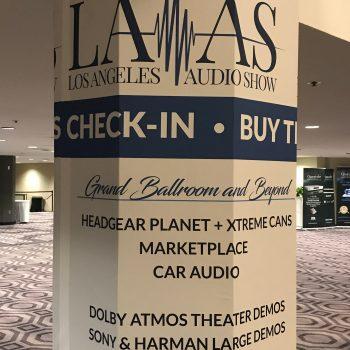 LA Audio Show 2017 American Audio