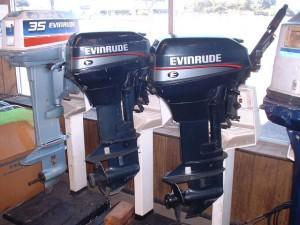 1994 Johnson 15 Hp Outboard Motor  impremedia
