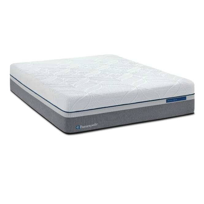 Copper Cushion Firm Premier Hybrid Mattress By Sealy