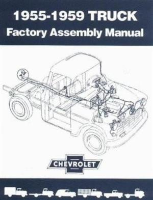CHEVROLET 1955, 1956, 1957, 1958 & 1959 Truck Assembly