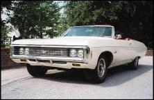 69 impala convert