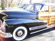 Pontiac Woodie Wagon 1946 Streamliner 006