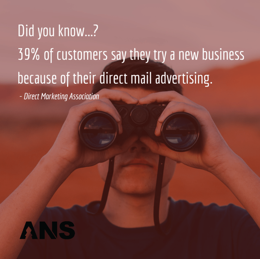 ans, marketing tips, roundup, direct mail, advertising