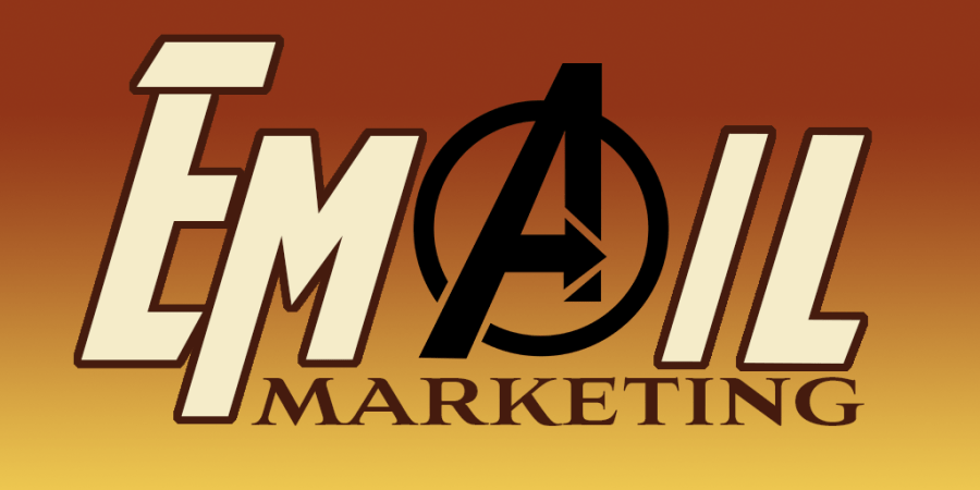 Avengers Email Marketing