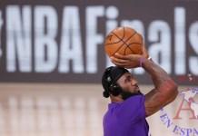El jugador de baloncesto, LeBron James. EFE/EPA/ERIK S. LESSER/Archivo