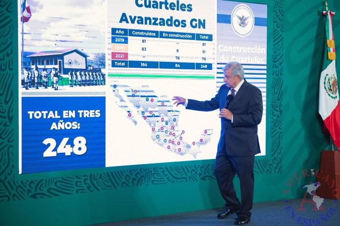 mandatario mexicano, Andrés Manuel López