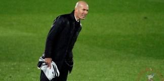 Photografia de Zinedine Zidane