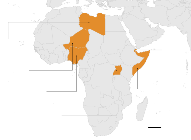 usa military in Africa.What are we up to