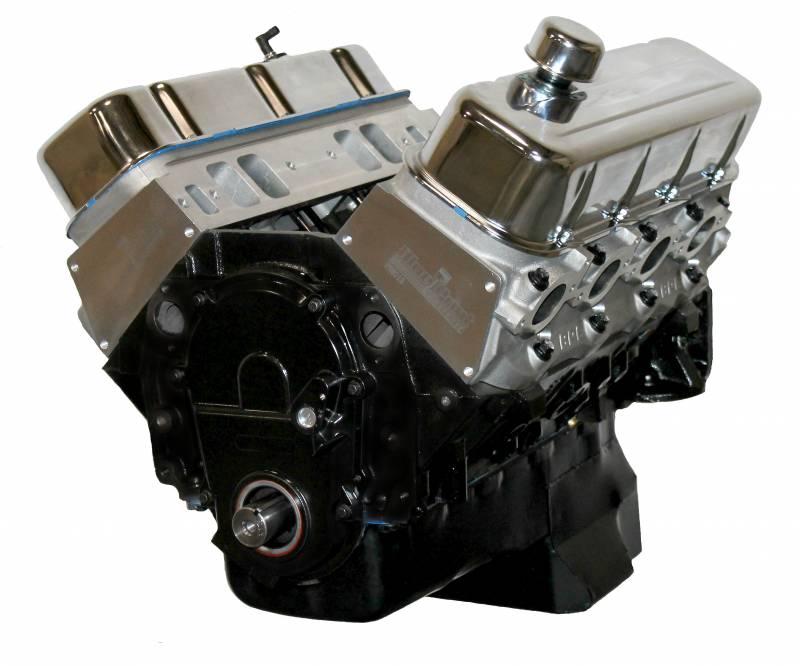 GM 496 Stroker Base Engine Aluminum Heads Roller Cam HP